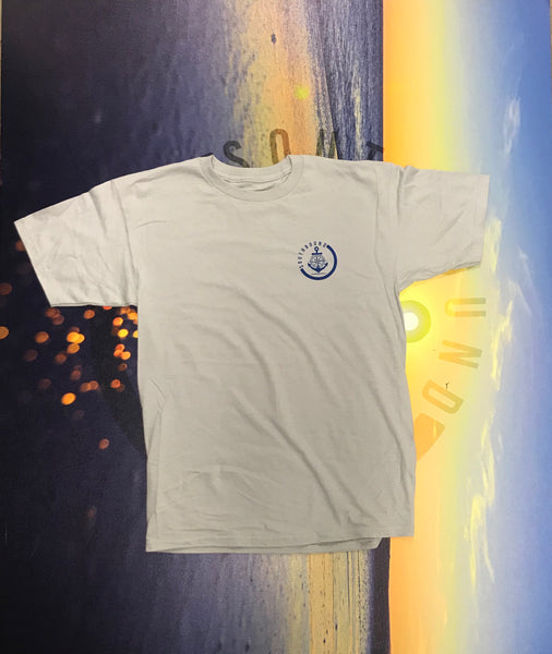grey tuna flag t shirt