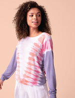 Load image into Gallery viewer, TRIBAL Tie Dye Top