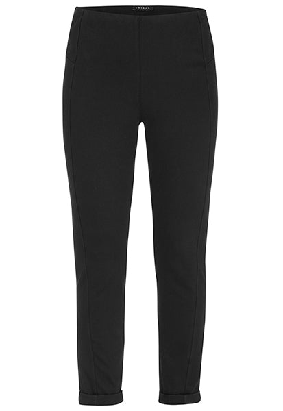 "TRIBAL Pull On Cuffed Ankle Pant - 28"" Inseam"