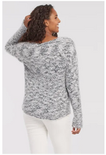 Load image into Gallery viewer, TRIBAL Eyelash Knit Sweater