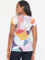 Load image into Gallery viewer, WHIMSY ROSE Short Sleeve SCPNK Tee