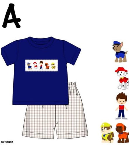 Paw Patrol Boy Set ETA August