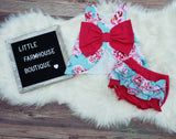 RTS Smock Mama's Mini Bloomer Set