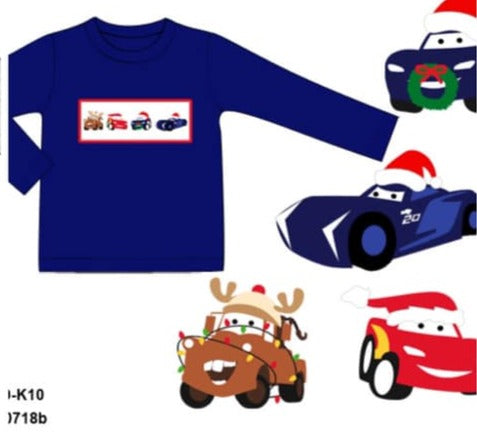 Smock Cars Shirt ETA November