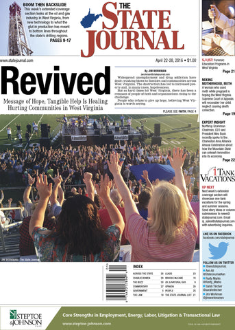 April 22, 2016 Digital Edition