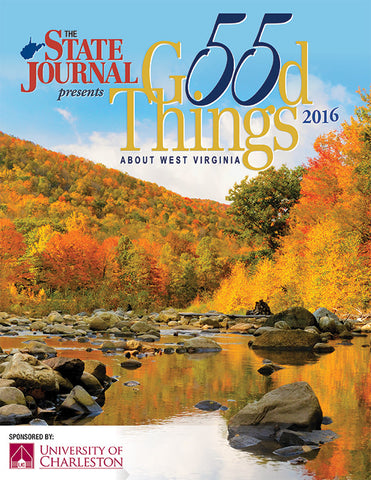 DIGITAL EDITION: 55 Good Things About W.Va. — 2016
