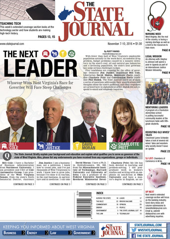 Nov. 4, 2016 Digital Edition