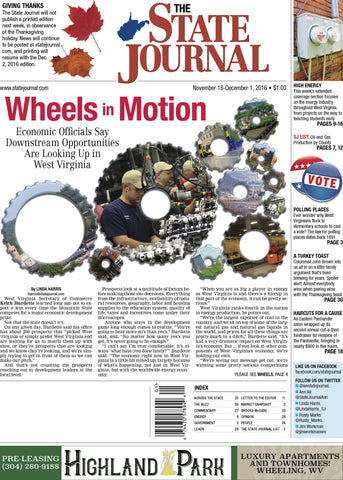 Nov. 18, 2016 Digital Edition