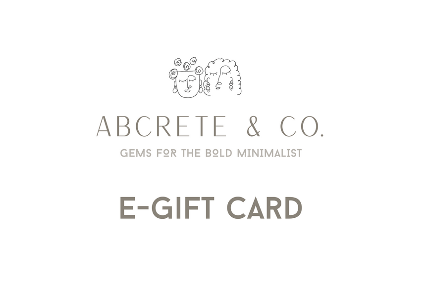 Abcrete & Co. E-Gift Card