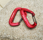 Carabiners (Pair) - Breadhouse Climbing