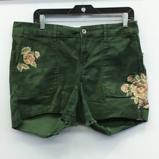 Primary Photo - BRAND: TORRID STYLE: SHORTS COLOR: GREEN SIZE: 16 SKU: 205-205250-71283