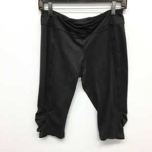 Primary Photo - BRAND: LULULEMON STYLE: ATHLETIC CAPRIS COLOR: BLACK SIZE: 10 SKU: 205-205318-2105