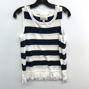 Primary Photo - BRAND:    CLOTHES MENTOR STYLE: TOP SLEEVELESS COLOR: STRIPED SIZE: S OTHER INFO: SAIL TO SABLE - SKU: 205-205299-15020