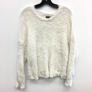Primary Photo - BRAND: TORRID STYLE: SWEATER LIGHTWEIGHT COLOR: WHITE SIZE: 2X SKU: 205-205250-72458