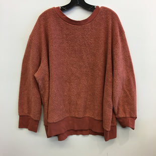 Primary Photo - BRAND: AVA & VIV STYLE: SWEATER LIGHTWEIGHT COLOR: RED SIZE: 4X SKU: 205-205318-3006