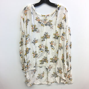 Primary Photo - BRAND: FREE PEOPLE STYLE: TOP LONG SLEEVE COLOR: FLORAL SIZE: XS SKU: 205-205318-3869