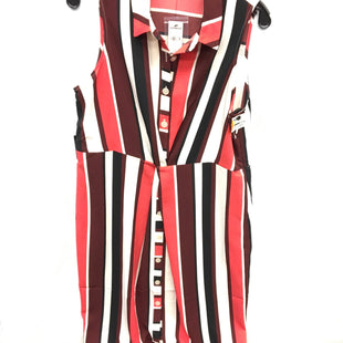 Primary Photo - BRAND: EXPRESS STYLE: DRESS SHORT SLEEVELESS COLOR: STRIPED SIZE: L SKU: 205-205299-11157