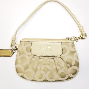 Primary Photo - BRAND: COACHSTYLE: HANDBAG DESIGNERCOLOR: BROWNSIZE: SMALLOTHER INFO: DESIGNERSKU: 205-205250-60173