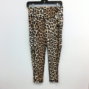 Primary Photo - BRAND:    CLOTHES MENTOR STYLE: ATHLETIC PANTS COLOR: ANIMAL PRINT SIZE: M SKU: 205-205318-4231