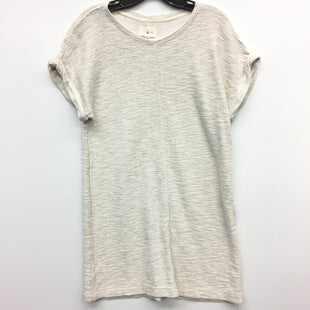 Primary Photo - BRAND: LOU AND GREY STYLE: DRESS SHORT SHORT SLEEVE COLOR: WHITE SIZE: M SKU: 205-205318-527