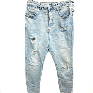 Primary Photo - BRAND: FOREVER 21 STYLE: JEANS COLOR: DENIM SIZE: 10 SKU: 205-205299-16097