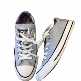 Primary Photo - BRAND: CONVERSE STYLE: SHOES ATHLETIC COLOR: GREY SIZE: 7 SKU: 205-205250-70730