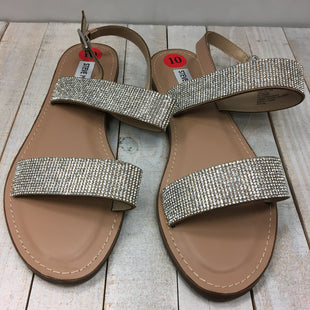 Primary Photo - BRAND: STEVE MADDEN STYLE: SANDALS FLAT COLOR: MULTI SIZE: 10 SKU: 205-205250-66893