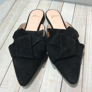 Primary Photo - BRAND: J CREW STYLE: SHOES FLATS COLOR: BLACK SIZE: 8.5 SKU: 205-205250-76538