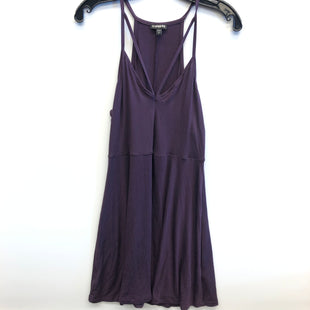 Primary Photo - BRAND: EXPRESS STYLE: DRESS SHORT SLEEVELESS COLOR: PURPLE SIZE: M SKU: 205-205299-14868