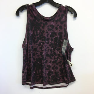Primary Photo - BRAND: TARGET STYLE: ATHLETIC TANK TOP COLOR: PURPLE SIZE: M SKU: 205-205250-77450
