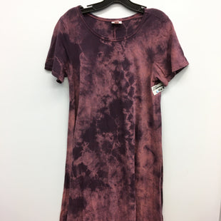 Primary Photo - BRAND: LULAROE STYLE: DRESS SHORT SHORT SLEEVE COLOR: TIE DYE SIZE: XS SKU: 205-205250-72157