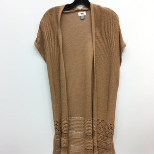Primary Photo - BRAND: OLD NAVY STYLE: SWEATER CARDIGAN LIGHTWEIGHT COLOR: BROWN SIZE: L SKU: 205-205250-70173