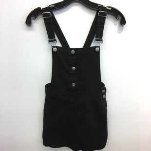 Primary Photo - BRAND: DIVIDED STYLE: DRESS SHORT SLEEVELESS COLOR: BLACK DENIM SIZE: 6 OTHER INFO: JUMPER SKU: 205-205250-71136