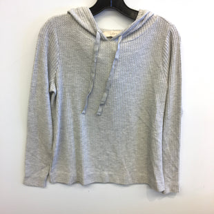 Primary Photo - BRAND: LOFT STYLE: SWEATSHIRT HOODIE COLOR: GREY SIZE: S SKU: 205-205318-3481