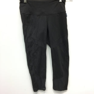 Primary Photo - BRAND: ATHLETA STYLE: ATHLETIC CAPRIS COLOR: BLACK SIZE: XS SKU: 205-205318-2306