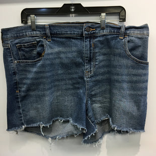 Primary Photo - BRAND: OLD NAVY STYLE: SHORTS COLOR: DENIM SIZE: 20 SKU: 205-205330-59