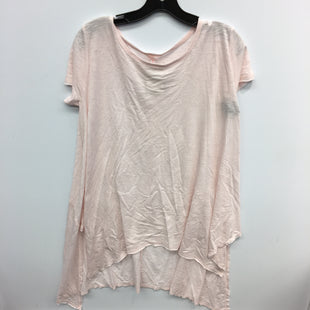 Primary Photo - BRAND:    CLOTHES MENTOR STYLE: TUNIC SHORT SLEEVE COLOR: PINK SIZE: S OTHER INFO: MARONIE - SKU: 205-205250-74939