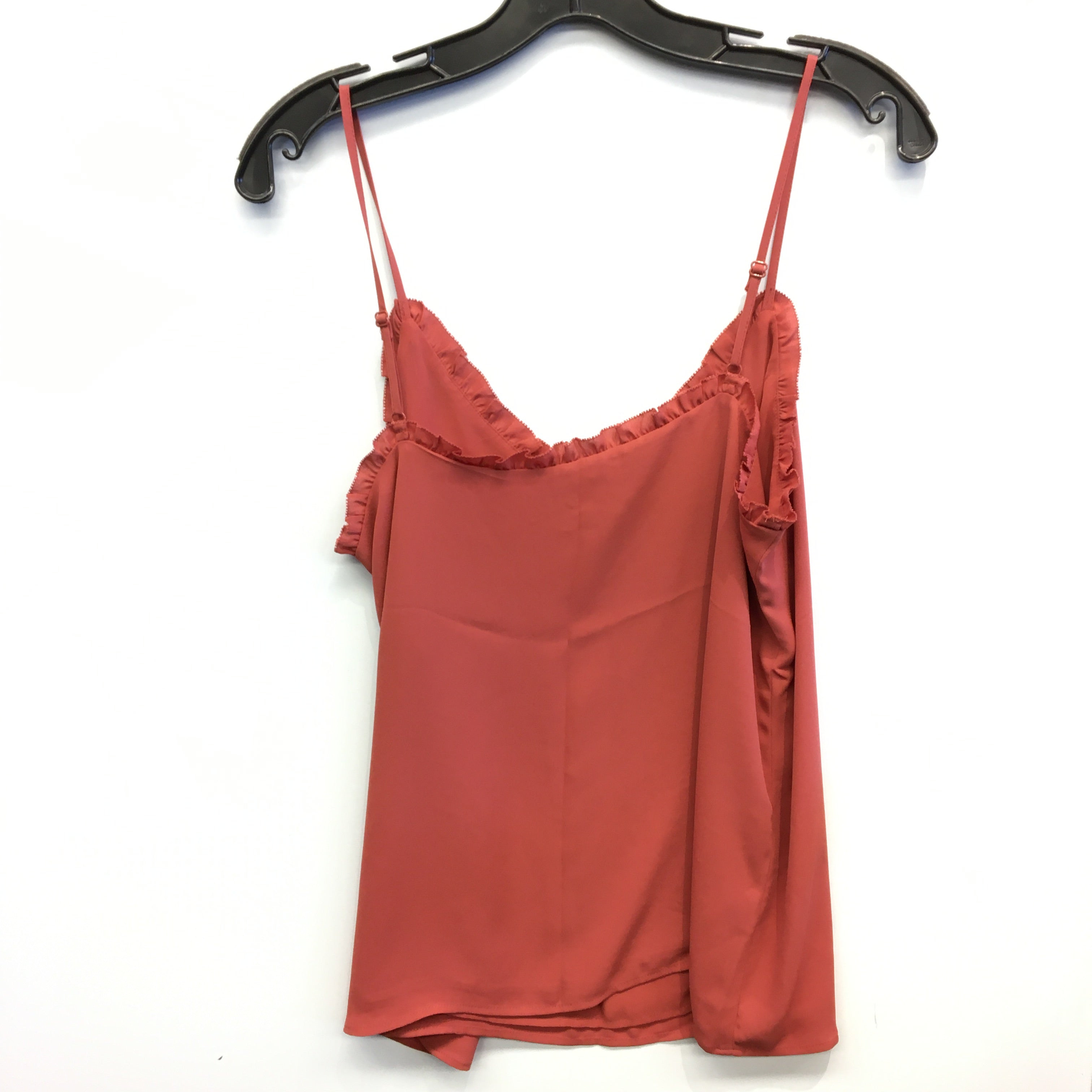 Photo #1 - BRAND: ANN TAYLOR LOFT <BR>STYLE: TANK TOP <BR>COLOR: ORANGE <BR>SIZE: S <BR>SKU: 205-205250-69451