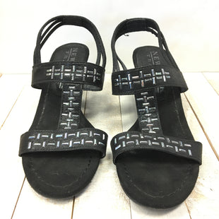 Primary Photo - BRAND: NEW YORK TRANSIT STYLE: SANDALS HIGH COLOR: BLACK SIZE: 7.5 SKU: 205-205299-15552