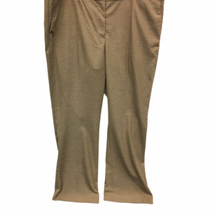 Primary Photo - BRAND: ANN TAYLOR STYLE: PANTS COLOR: BROWN SIZE: 16 SKU: 205-205250-73477