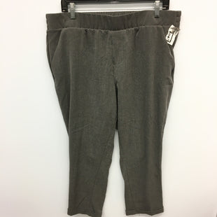 Primary Photo - BRAND: TORRID STYLE: PANTS COLOR: GREY SIZE: 1X SKU: 205-205250-73718