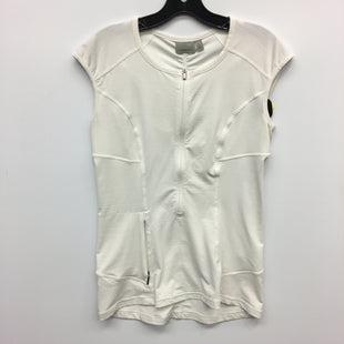 Primary Photo - BRAND: ATHLETA STYLE: ATHLETIC TANK TOP COLOR: WHITE SIZE: M SKU: 205-205250-66844