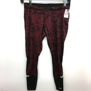 Primary Photo - BRAND: CHAMPION STYLE: ATHLETIC PANTS COLOR: RED BLACK SIZE: S SKU: 205-205250-69920