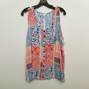 Primary Photo - BRAND: CORAL BAY STYLE: TOP SLEEVELESS COLOR: MULTI SIZE: XL SKU: 205-205250-80084