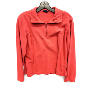 Primary Photo - BRAND: LANDS END STYLE: ATHLETIC TOP COLOR: PINK SIZE: L SKU: 205-205299-10605