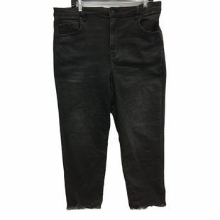 Primary Photo - BRAND: AMERICAN EAGLE STYLE: PANTS COLOR: BLACK SIZE: 18 SKU: 205-205318-3509