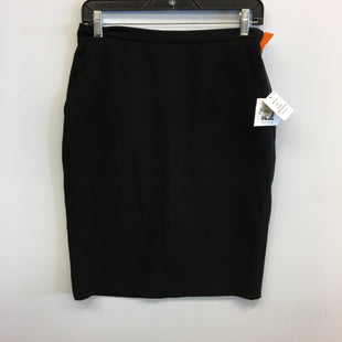 Primary Photo - BRAND: ANNE KLEIN STYLE: SKIRT COLOR: BLACK SIZE: 4 SKU: 205-205250-74639