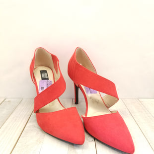 Primary Photo - BRAND: JONES NEW YORK STYLE: SHOES HIGH HEEL COLOR: RED SIZE: 9 SKU: 205-205250-60815