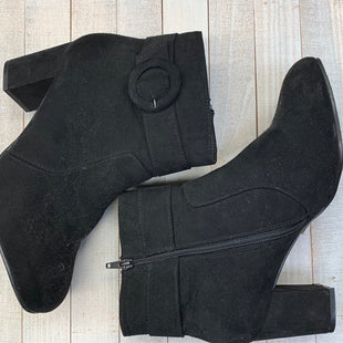 Primary Photo - BRAND:    CLOTHES MENTOR STYLE: BOOTS ANKLE COLOR: BLACK SIZE: 9 OTHER INFO: JD WILLIAMS  - SKU: 205-205299-12282