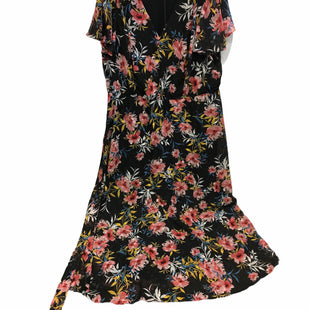 Primary Photo - BRAND: LANE BRYANT STYLE: DRESS LONG SHORT SLEEVE COLOR: FLORAL SIZE: 24 SKU: 205-205250-77554